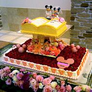 ウェディングケーキ003