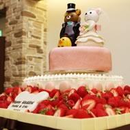 ウェディングケーキ008