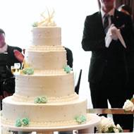 ウェディングケーキ009