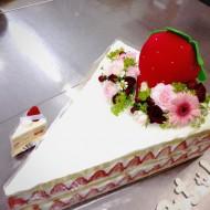ウェディングケーキ016