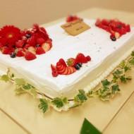 ウェディングケーキ017