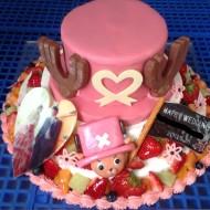 ウェディングケーキ019