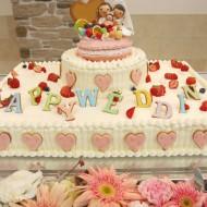 ウェディングケーキ021
